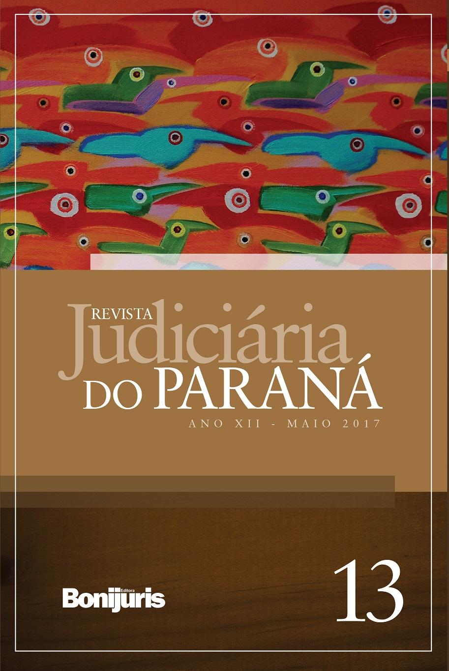 Revista Judiciária do Paraná – Edição 13